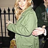 Sienna Miller Speaks Out About Split From Jude Law and Signs Autographs