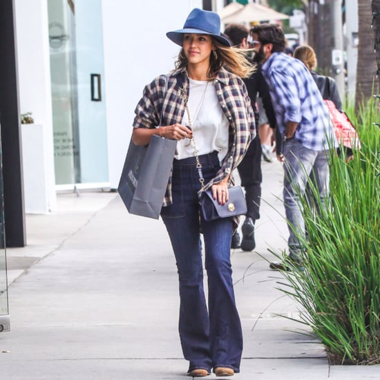 Jessica Alba Denim | Pictures