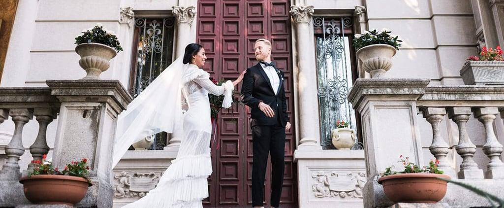 First-Look Wedding Ideas