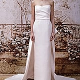 Monique Lhuillier Bridal Fall 2014 Photo courtesy of Monique Lhuillier