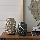 Stone & Beam Modern Farmhouse Decorative Candle Holders