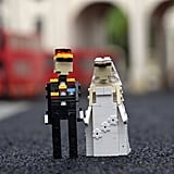 Prince William and Kate Get Lego-fied in Legoland's Royal Wedding Diorama