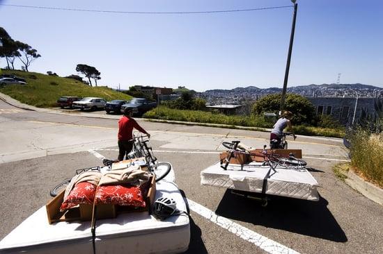 Casa Verde: Put Your Bike to Work