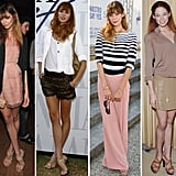 Get a close look at Analeigh Tipton's style.