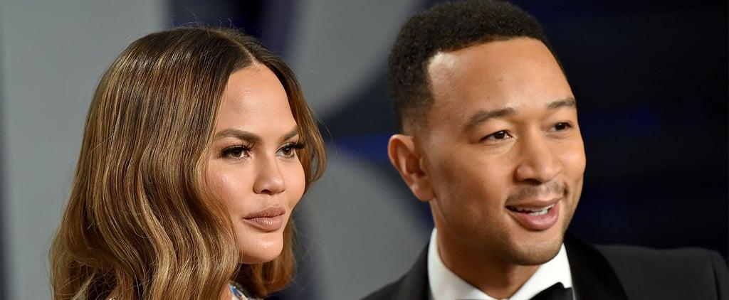John Legend's Tribute to Chrissy Teigen After Pregnancy Loss