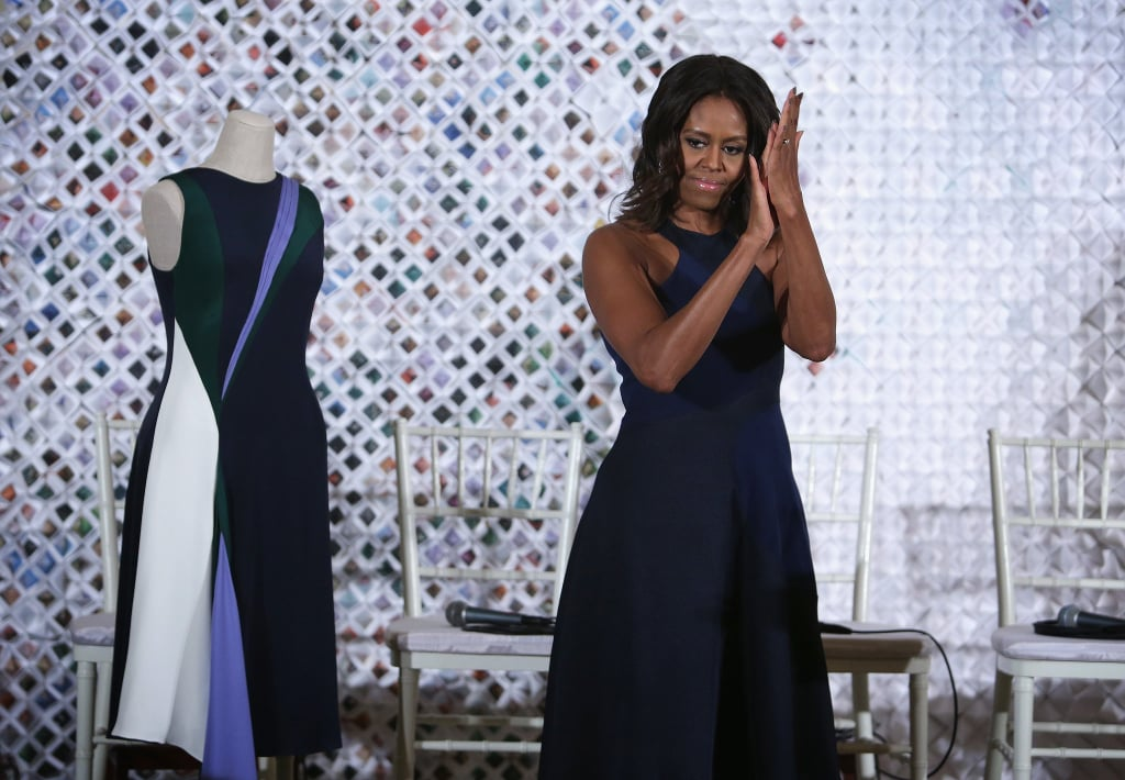 Michelle Obama Threw a Fashion Party at the White House