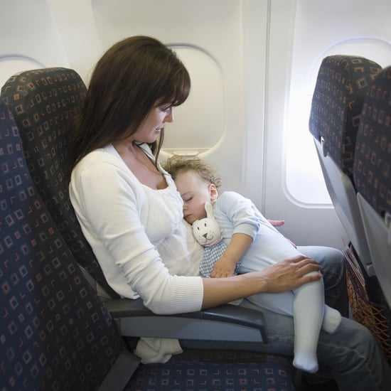 Airplanes to Change Baby Lap Rule