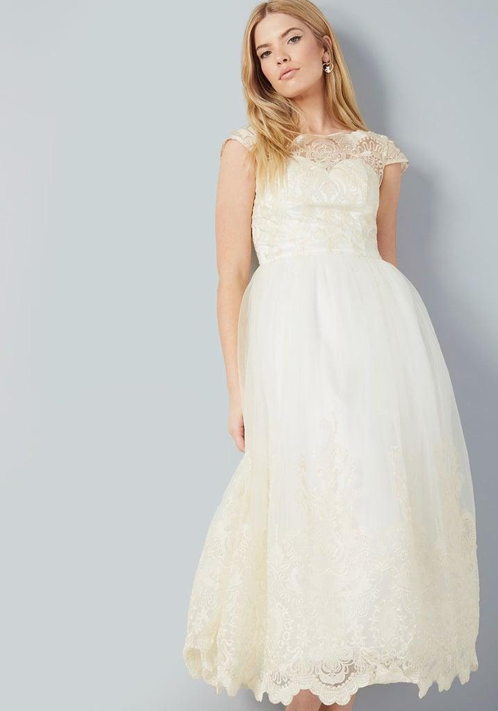 Modcloth Wedding Dress.Sparkling Celebration Midi Dress Modcloth Wedding Dresses