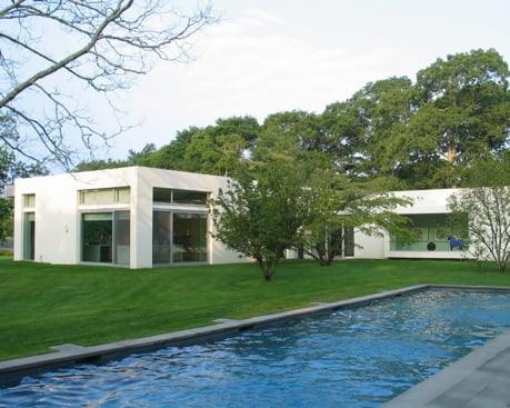 Coveted Crib: A Sleek Hamptons Home