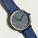 UO Simple Leather Band Watch