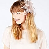 Accessorize Studded Petal On Clip Fascinator