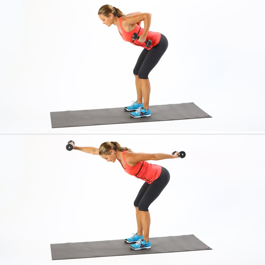 Workout Photography: Best Dumbbell Arm Exercises