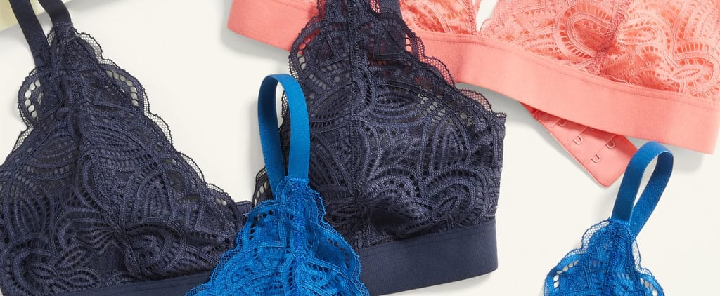Best Bralettes From Old Navy