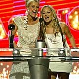 Paris Hilton and Nicole Richie, 2003