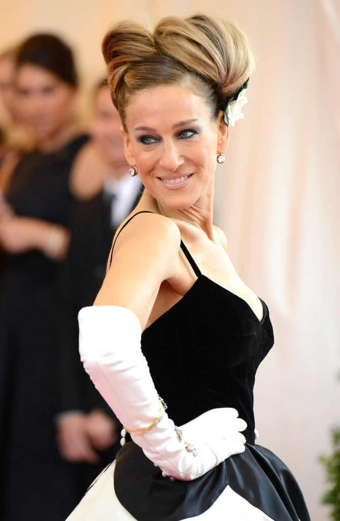 Stunning Beauty Looks From the 2014 Met Gala