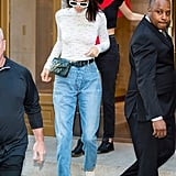 Kendall Jenner's Chanel Fanny Pack