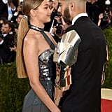 Gigi Hadid and Zayn Malik at the Met Gala 2016 | Pictures