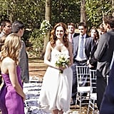 Lucas and Peyton's Wedding