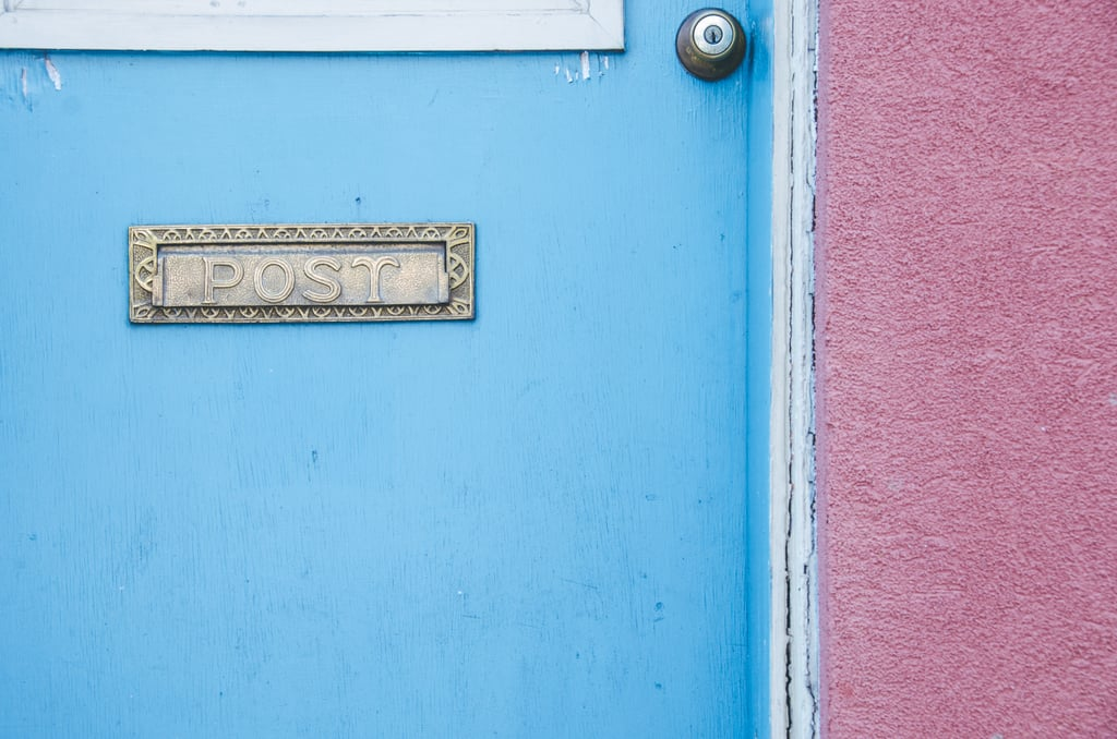 Address labels for your old house