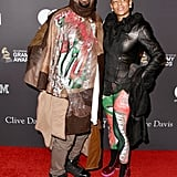 George Clinton and Stephanie Lynn Clinton