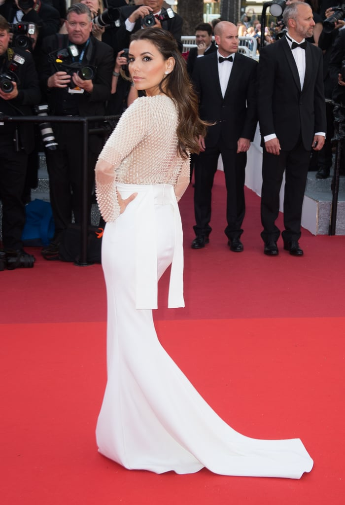 Eva Longoria Best Outfits of 2016