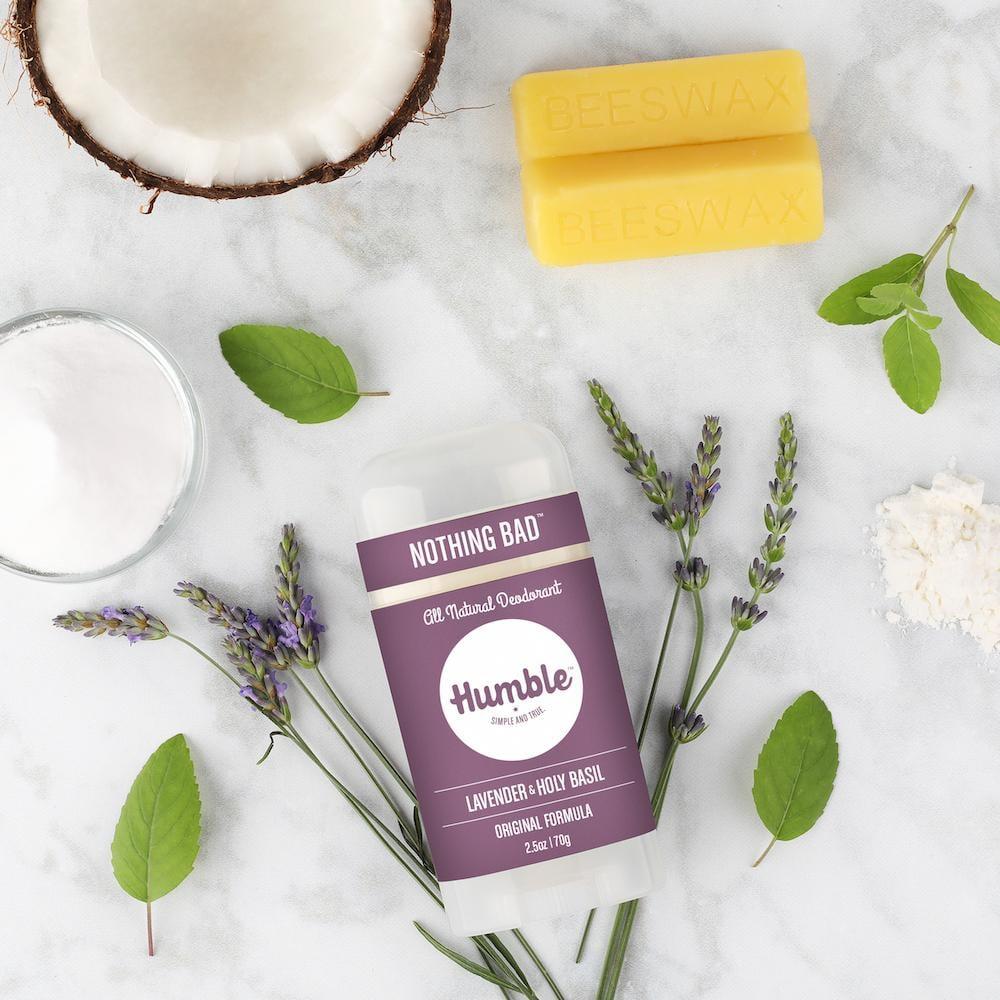 Humble Lavender & Holy Basil Deodorant