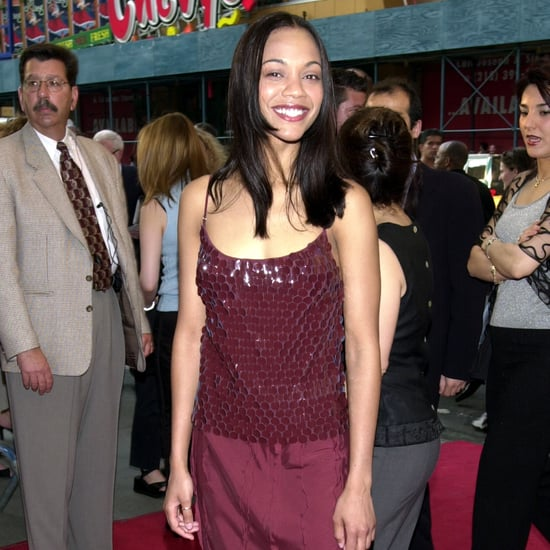 Zoe Saldana Through the Years Pictures