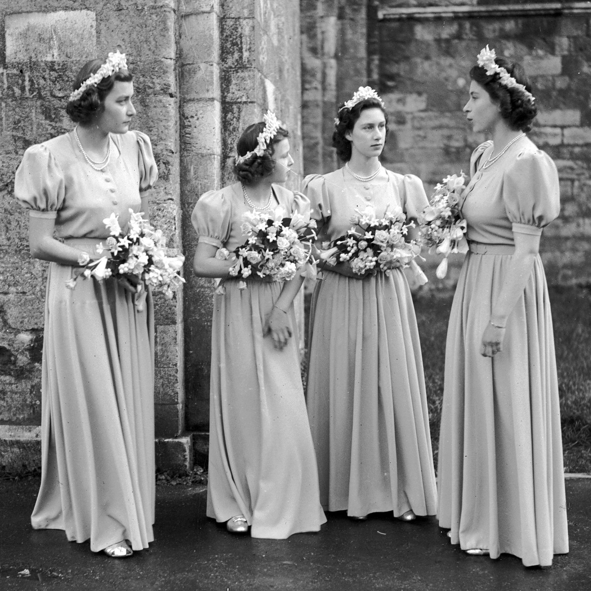 Royal Wedding Bridesmaid Dresses 43 Inspirational