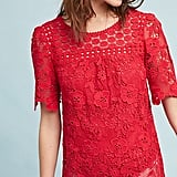 Vanessa Virginia Candace Lace Top