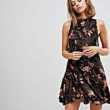 Free People She Moves Printed Dress