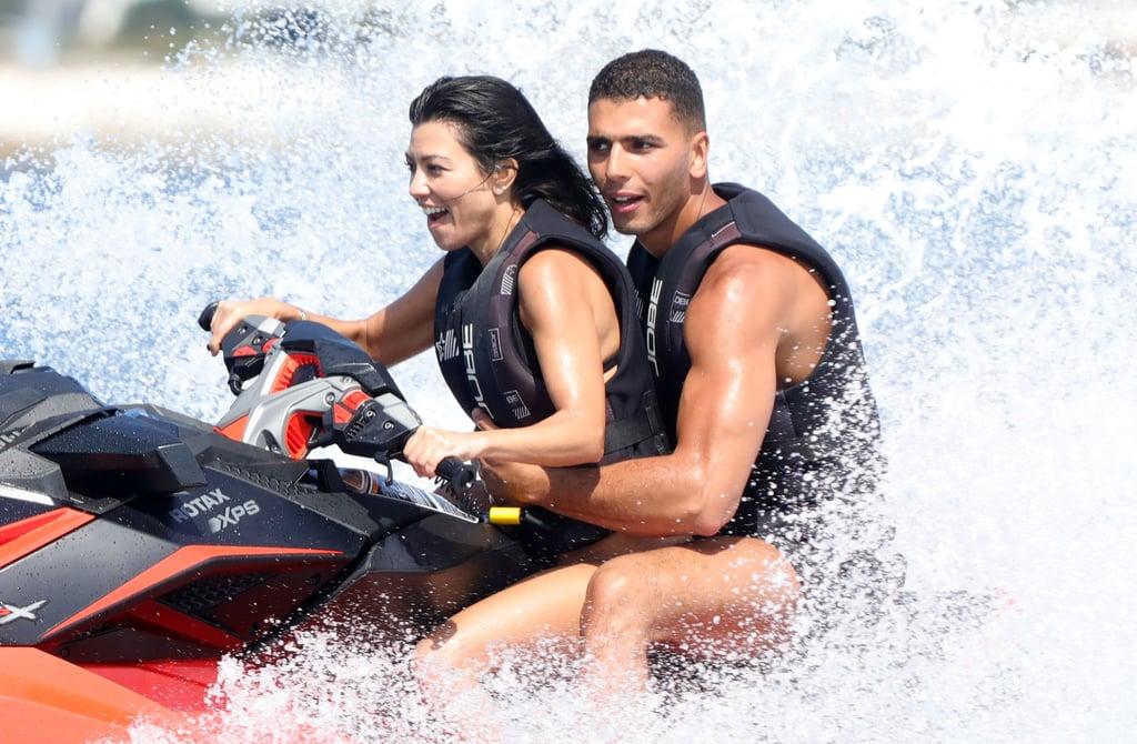 Kourtney Kardashian and Younes Bendjima's Cutest Pictures