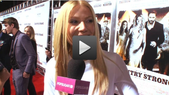 Video of Gwyneth Paltrow at the Country Strong Premiere in LA 2010-12-15 09:49:21