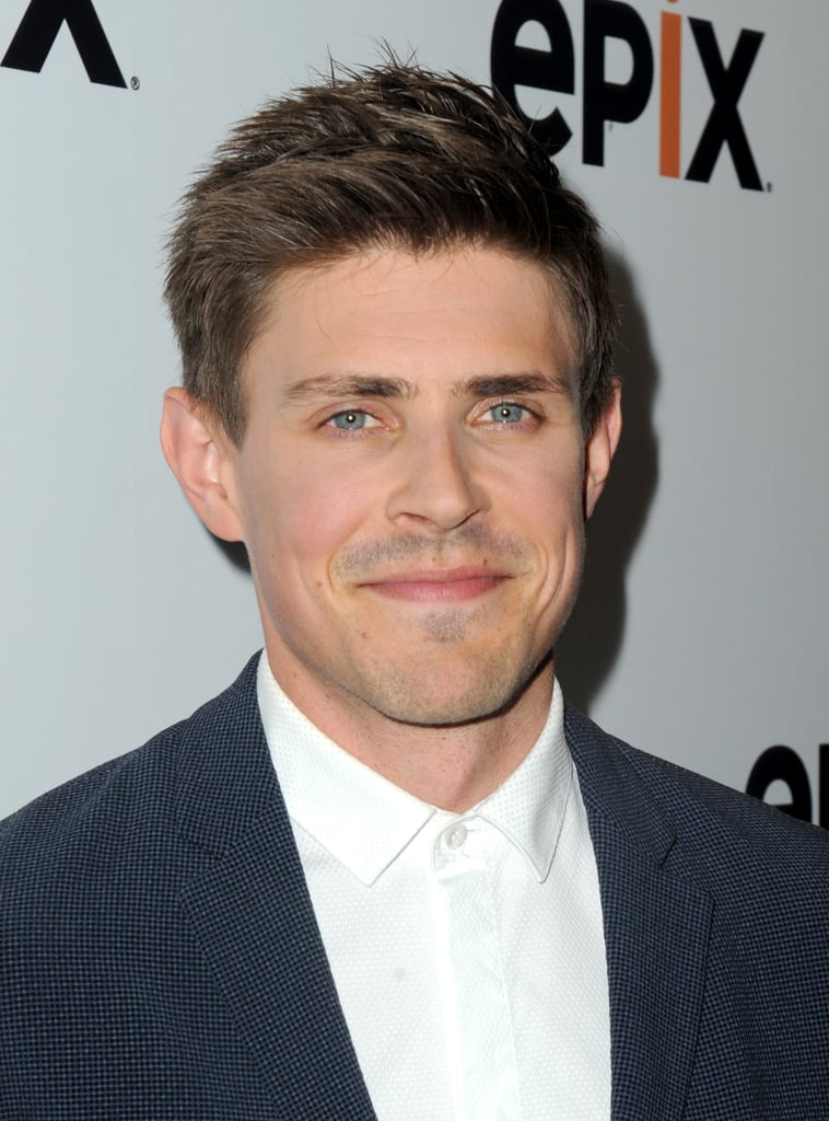 "Chris Lowell as Sebastian ""Bash"" Howard"