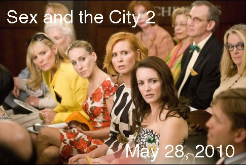 Sex and the City 2 Gets a Release Date