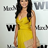 Rachael Leigh Cook was all smiles at the event.