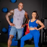 15-Minute HIIT Workout With Jeanette Jenkins & DeMarcus Ware