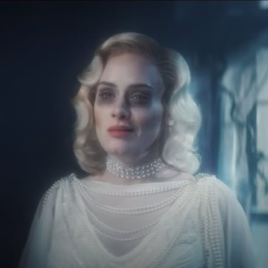 Adele and Pete Davidson's Haunted House Skit on SNL | Video