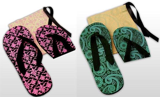 Foldable Flip Flops