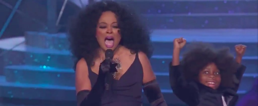 Diana Ross's Dancing Grandson Stole the Show (and Our Hearts) at the AMAs