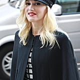 Gwen Stefani stepped out in London after Halloween.