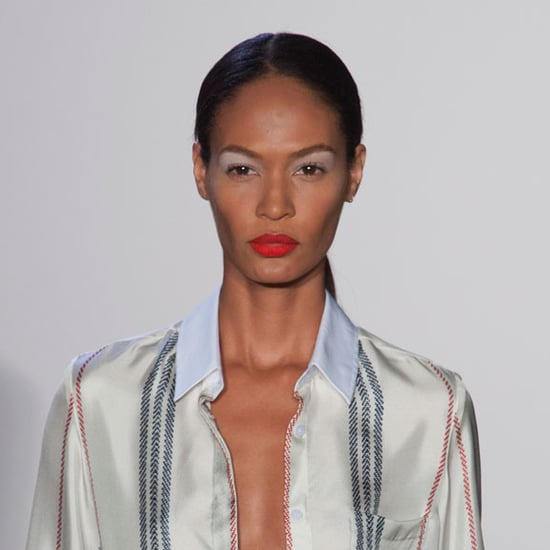 Altuzarra Beauty Looks at 2014 Spring New York Fashion Week