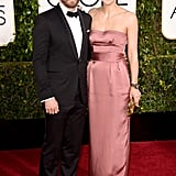Jake and Maggie Gyllenhaal walked the red carpet together.