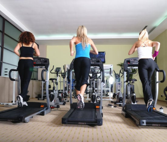 Working Out: Talking While Working Out