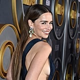 Emilia Clarke at HBO's Official 2019 Emmys Afterparty