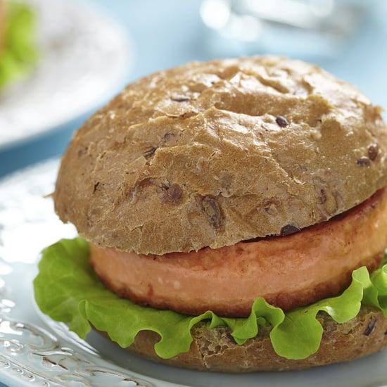 Grill Up a Low Calorie and Filling Salmon Burger