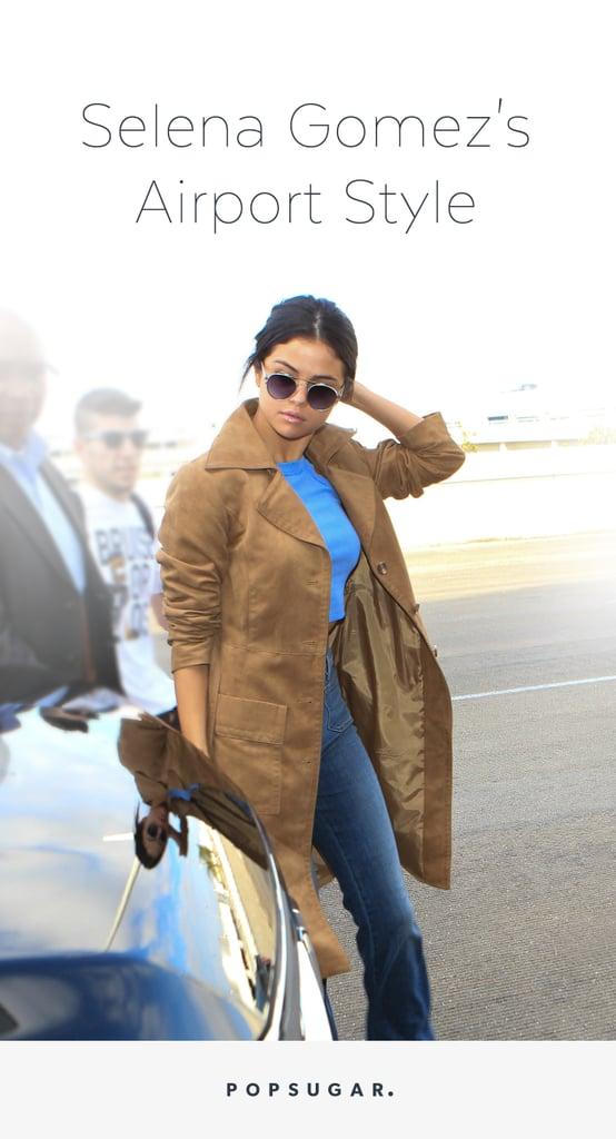 28 Times Selena Gomez's Airport Outfits Were Comfy and Chic