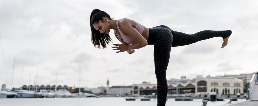 Yoga Poses to Work Your Butt Without Heavy Squats