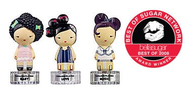 The Votes Are In: Best Fragrance Debut of 2008 Is Harajuku Lovers by Gwen Stefani