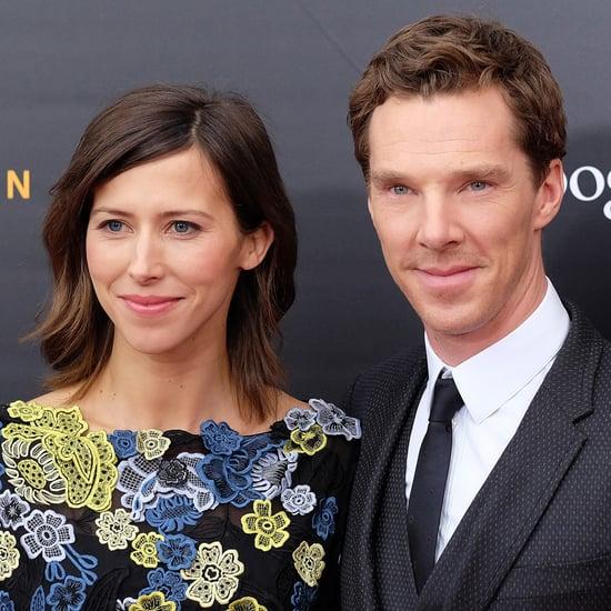 Benedict Cumberbatch et Sophie Hunter