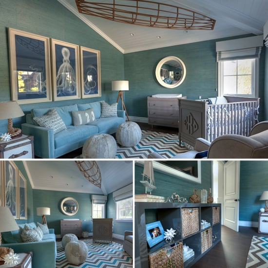 Giuliana Rancic's Nursery For Baby Duke